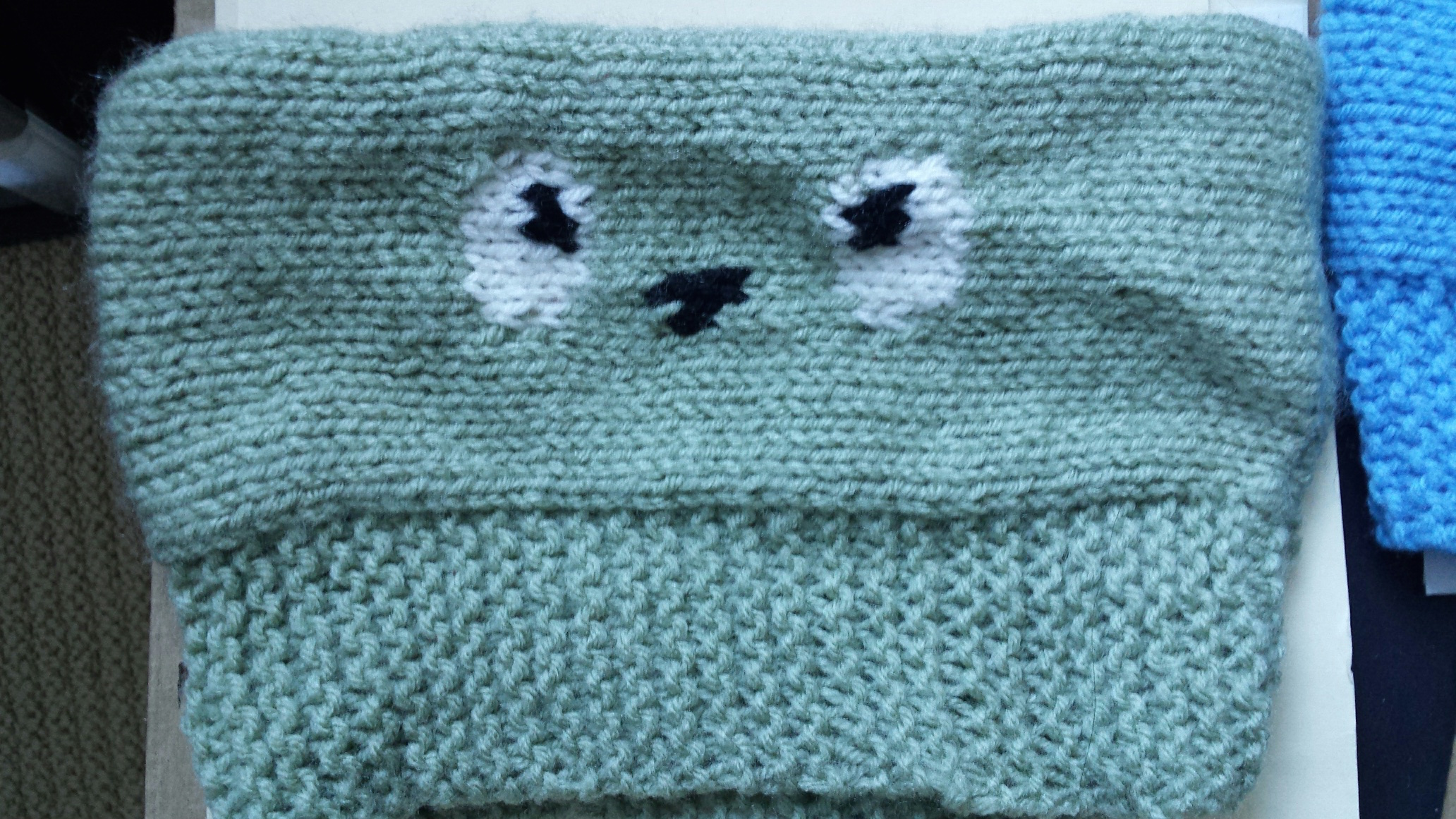 Totoro Knitting Pattern : Knit of the week: Totoro hat Simple Knits